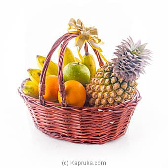 Fruit Heaven Basket at Kapruka Online for specialGifts