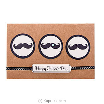 Father`s Day Handmade Greeting Card at Kapruka Online for specialGifts