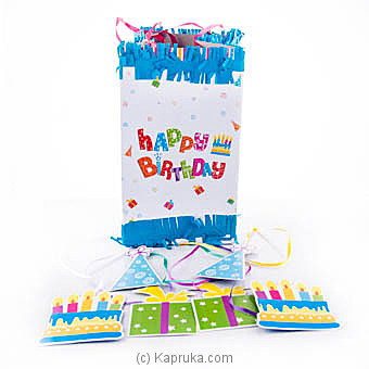 Happy Birthday party decorations at Kapruka Online for specialGifts