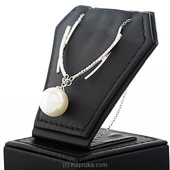 Pearl Pendant With Chain at Kapruka Online for specialGifts
