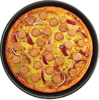 Sausage Delight Sausage Crust Large By PIZZA HUT at Kapruka Online forspecialGifts