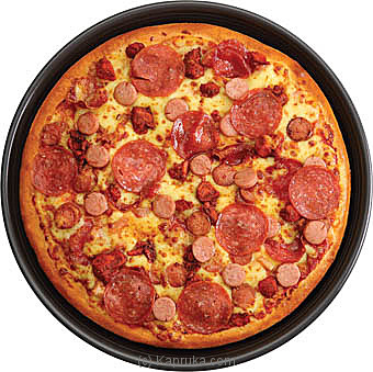 Stuffed Crust Meat Lovers - Large at Kapruka Online for specialGifts