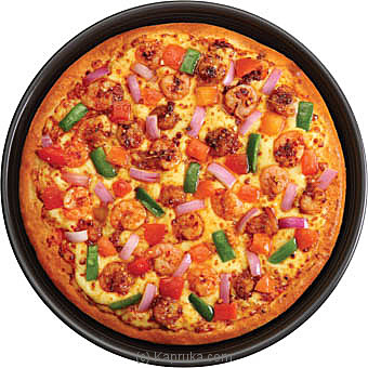 Hot Gralic Prawns Sausage Crust Large By PIZZA HUT at Kapruka Online forspecialGifts