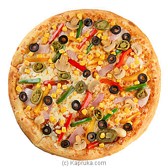 Garden Fresh Delight Veg Pizza By DOMINOS at Kapruka Online forspecialGifts