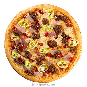 Devilled Mutton Pizza at Kapruka Online for specialGifts
