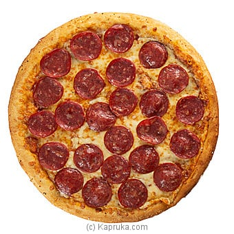 Aussie Pepperoni Feast Pizza By DOMINOS at Kapruka Online forspecialGifts