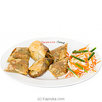 Vegetable Spring Rolls-3pcs at Kapruka Online for specialGifts