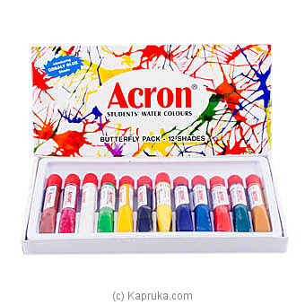 Box Of Acron Water Color - 12 Tubesat Kapruka Online forspecialGifts
