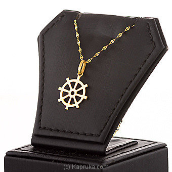 22kt Gold Pendant-P69/3 at Kapruka Online for specialGifts