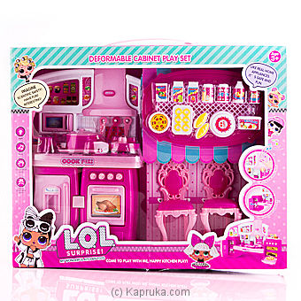 Kids Dreamy Kitchen Play set at Kapruka Online for specialGifts