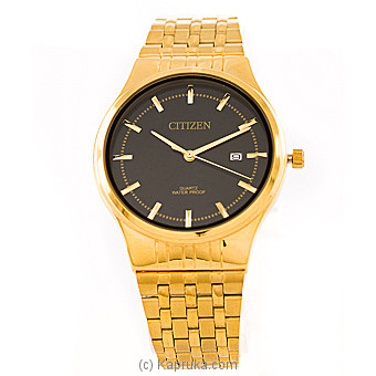Citizen Gold Gents Watch  at Kapruka Online for specialGifts