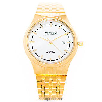 Citizen Gold Gents Watch    By CITIZEN at Kapruka Online forspecialGifts