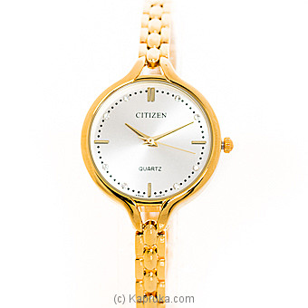 Citizen Gold Ladies Watch  at Kapruka Online