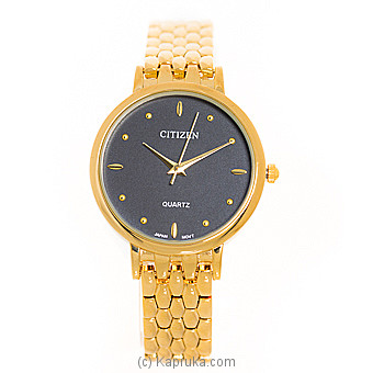 Citizen Gold Ladies Watch  at Kapruka Online for specialGifts