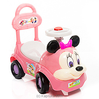 Kids Minnie Mouse Pink Baby Car at Kapruka Online for specialGifts