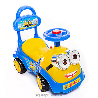 Minions Baby Car at Kapruka Online for specialGifts