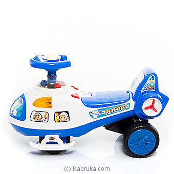 Musical Helicopter Rider Blue at Kapruka Online for specialGifts
