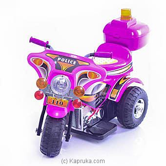 Battery Powered Kids` Motorbike at Kapruka Online for specialGifts