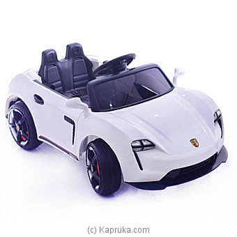 A Classy Ride On Kids` Motorcar at Kapruka Online for specialGifts