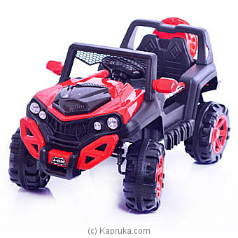 Kids` Crazy Jeep at Kapruka Online for specialGifts