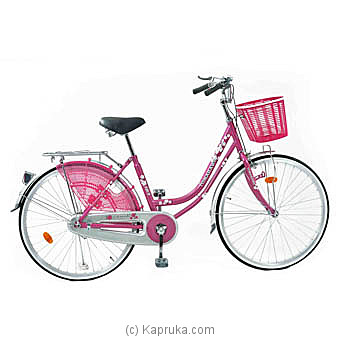 Tomahawk Lady`s Bicycle- 24`` Wheel Size By TOMAHAWK at Kapruka Online forspecialGifts