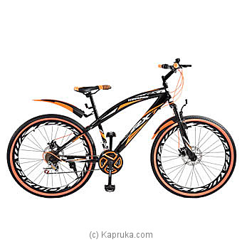 Tomahawk RX-07 Bicycle- 24`` Wheel Size- By TOMAHAWK at Kapruka Online forspecialGifts