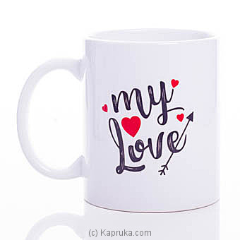 My Love Mug at Kapruka Online for specialGifts