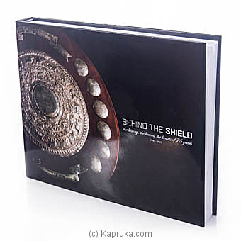Bradby Shield 75th Anniversary Coffee Table Bookat Kapruka Online forspecialGifts