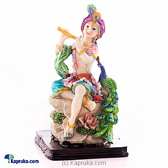 Lord Krishna Table Ornament By HABITAT ACCENT at Kapruka Online forspecialGifts