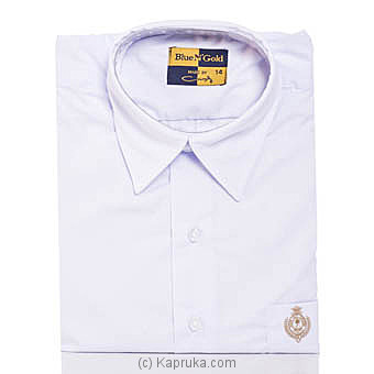 Royal College Candy Short Sleeve School Shirt- at Kapruka Online for specialGifts