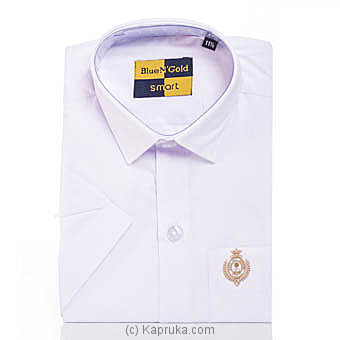 Royal College Thilakawardana Smart Uniform Shirt (Short Sleeve) By Royal College at Kapruka Online forspecialGifts