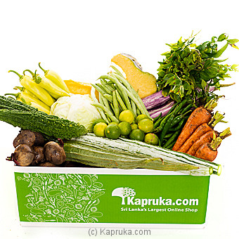 Kapruka Fresh Vegetable Box at Kapruka Online for specialGifts