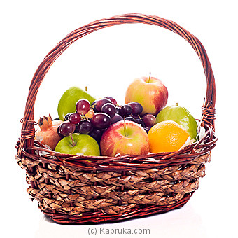 Sensational Fruit Basketat Kapruka Online forspecialGifts