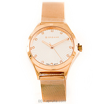 Giordano Womens Analogue Watch at Kapruka Online for specialGifts