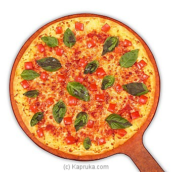 Margherita Thin Crust -Large By PIZZA HUT at Kapruka Online forspecialGifts