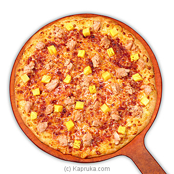 Tropical Hawaiian Thin Crust Large By PIZZA HUT at Kapruka Online forspecialGifts