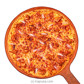 Tandoori Chicken Thin Crust Pizza-Large By PIZZA HUT at Kapruka Online forspecialGifts