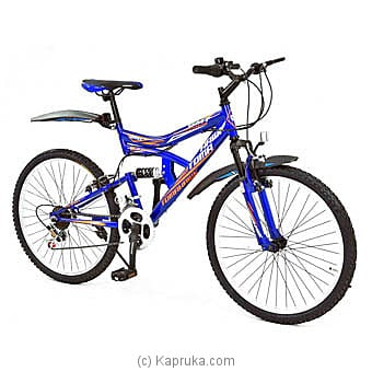 Tomahawk GMT Mountain Bike Blue - 26` By TOMAHAWK at Kapruka Online forspecialGifts