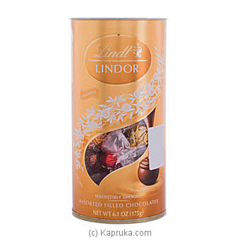 Lindor Mini Tube Assorted 175g at Kapruka Online for specialGifts
