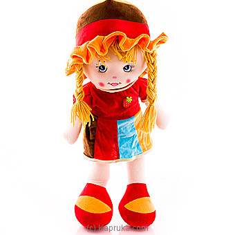 Rag Doll Daisy By Huggables at Kapruka Online forspecialGifts