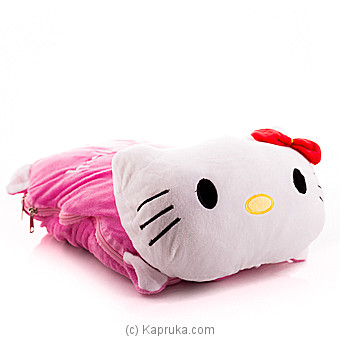 Hello Kitty Blanket By Huggables at Kapruka Online forspecialGifts