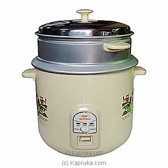 Wipro 2.2Litre Rice Cooker (WP-5525)at Kapruka Online forspecialGifts