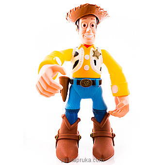 Toy Story Woody Action Figure By Brightmind at Kapruka Online forspecialGifts
