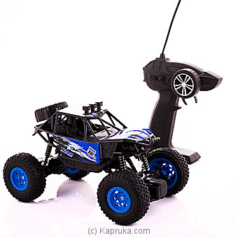Rock Climbing Rechargeable Truck With Remote Control at Kapruka Online for specialGifts
