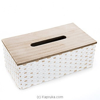 Tissue Paper Holder By HABITAT ACCENT at Kapruka Online forspecialGifts