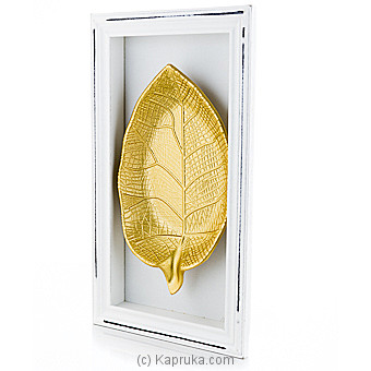 Leaf Ornament By HABITAT ACCENT at Kapruka Online forspecialGifts