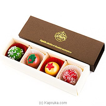 Java Seasonal Delight Chocolates ( 4 Piece) at Kapruka Online for specialGifts