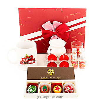 Deck The Hall Gift Box at Kapruka Online for specialGifts