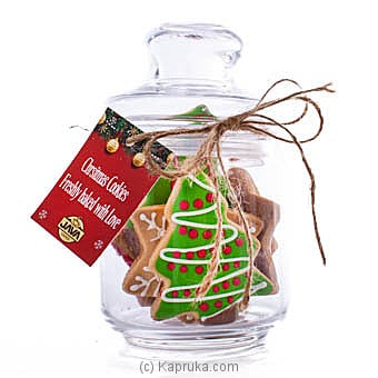 Java Seasonal Cookies In A Jar at Kapruka Online for specialGifts