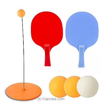 Elastic Soft Axis Table Tennis By Brightmind at Kapruka Online forspecialGifts